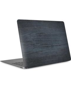 Charcoal Wood Apple MacBook Air Skin