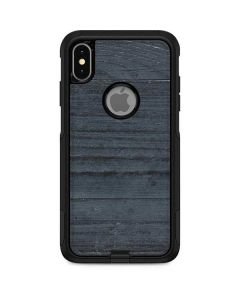 Charcoal Wood Otterbox Commuter iPhone Skin
