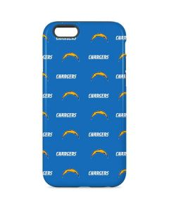 Los Angeles Chargers Blitz Series iPhone 6s Pro Case