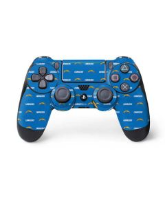 Los Angeles Chargers Blitz Series PS4 Pro/Slim Controller Skin