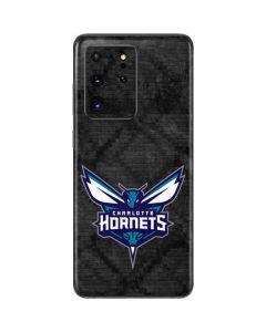Charlotte Hornets Dark Rust Galaxy S20 Ultra 5G Skin