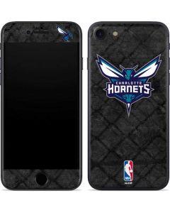 Charlotte Hornets Dark Rust iPhone SE Skin