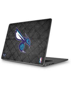 Charlotte Hornets Dark Rust Apple MacBook Pro 17-inch Skin