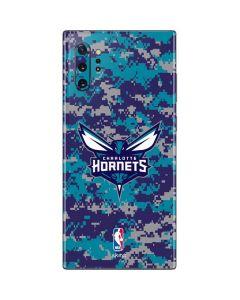Charlotte Hornets Digi Camo Galaxy Note 10 Plus Skin