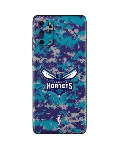 Charlotte Hornets Digi Camo Galaxy S20 Plus Skin