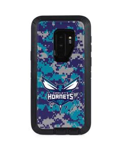 Charlotte Hornets Digi Camo Otterbox Defender Galaxy Skin
