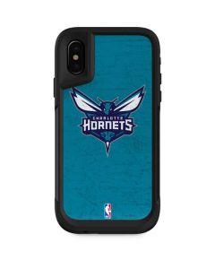 Charlotte Hornets Distressed-Aqua  Skin