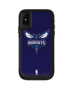 Charlotte Hornets Distressed-Purple  Skin