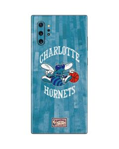 Charlotte Hornets Hardwood Classics Galaxy Note 10 Plus Skin