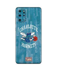 Charlotte Hornets Hardwood Classics Galaxy S20 Plus Skin