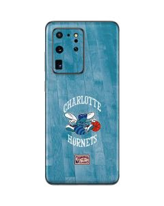 Charlotte Hornets Hardwood Classics Galaxy S20 Ultra 5G Skin