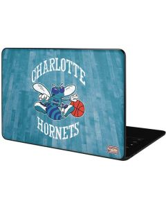 Charlotte Hornets Hardwood Classics Google Pixelbook Go Skin