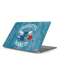 Charlotte Hornets Hardwood Classics Apple MacBook Pro 16-inch Skin