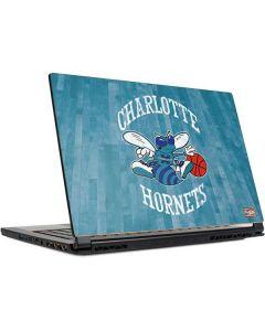 Charlotte Hornets Hardwood Classics MSI GS65 Stealth Laptop Skin