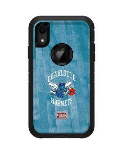 Charlotte Hornets Hardwood Classics Otterbox Defender iPhone Skin