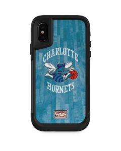 Charlotte Hornets Hardwood Classics  Skin