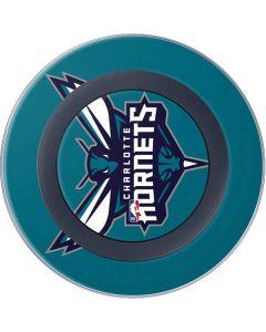 Charlotte Hornets Large Logo Wireless Charger Skin