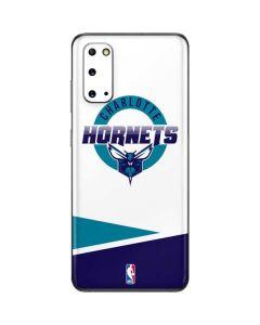 Charlotte Hornets Split Galaxy S20 Skin