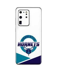 Charlotte Hornets Split Galaxy S20 Ultra 5G Skin