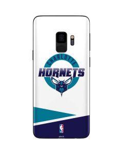 Charlotte Hornets Split Galaxy S9 Skin