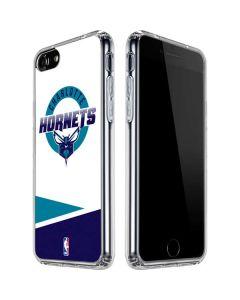 Charlotte Hornets Split iPhone SE Clear Case