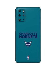 Charlotte Hornets Standard - Blue Galaxy S20 Plus Skin