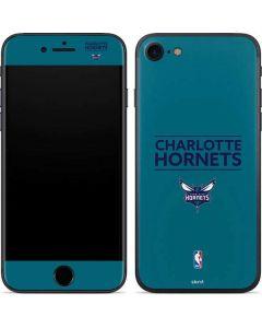 Charlotte Hornets Standard - Blue iPhone SE Skin