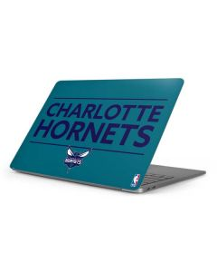 Charlotte Hornets Standard - Blue Apple MacBook Pro 16-inch Skin