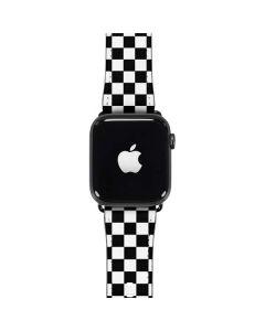 Checkerboard Split Apple Watch Case