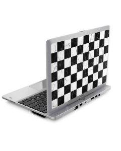 Checkered Marble Elitebook Revolve 810 Skin