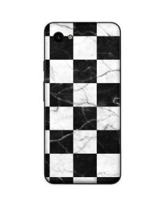 Checkered Marble Google Pixel 3a Skin