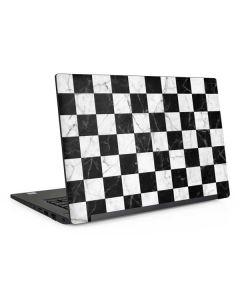 Checkered Marble Dell Latitude Skin