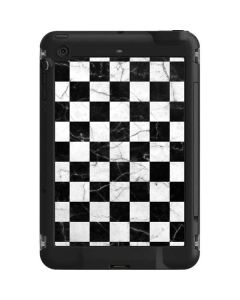 Checkered Marble LifeProof Fre iPad Mini 3/2/1 Skin
