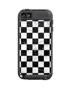 Checkered Marble LifeProof Fre iPod Skin