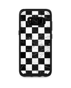Checkered Marble Otterbox Symmetry Galaxy Skin