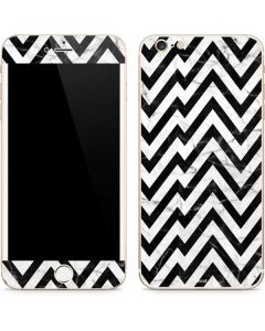 Chevron Marble iPhone 6/6s Plus Skin