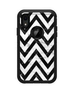 Chevron Marble Otterbox Defender iPhone Skin