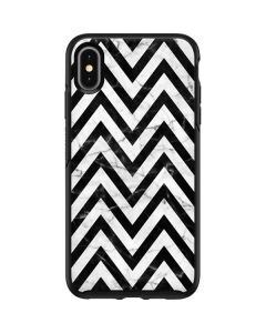 Chevron Marble Otterbox Symmetry iPhone Skin