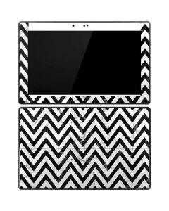 Chevron Marble Surface Pro Tablet Skin