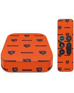 Chicago Bears Blitz Series Apple TV Skin