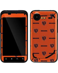 Chicago Bears Blitz Series Droid Incredible 2 Skin