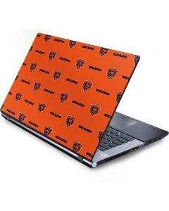 Chicago Bears Blitz Series Generic Laptop Skin