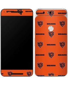 Chicago Bears Blitz Series Google Nexus 6P Skin