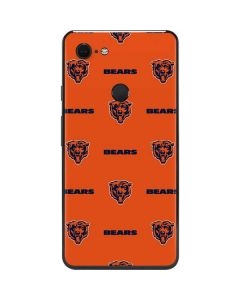Chicago Bears Blitz Series Google Pixel 3 XL Skin