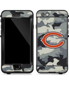 Chicago Bears Camo LifeProof Nuud iPhone Skin