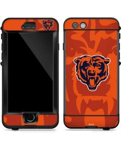 Chicago Bears Double Vision LifeProof Nuud iPhone Skin
