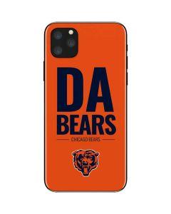 Chicago Bears Team Motto iPhone 11 Pro Max Skin