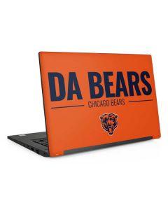Chicago Bears Team Motto Dell Latitude Skin