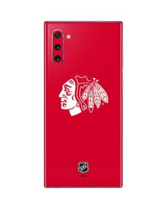 Chicago Blackhawks Color Pop Galaxy Note 10 Skin