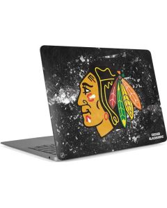 Chicago Blackhawks Frozen Apple MacBook Air Skin